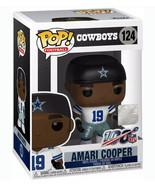 Dallas Cowboys NFL Funko POP Vinyl Figure, Amari Cooper - $39.95