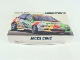 Hasegawa Mugen JACCS CIVIC 1:24 Scale Plastic Model - $61.52