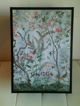 GUCCI Empty Floral Garden Spring Design Storage or Gift Box - Large Heav... - $59.95