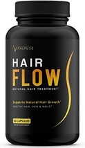Hair Growth Vitamins Supplement - All Natural Support For Longer and Stronger D - $26.46