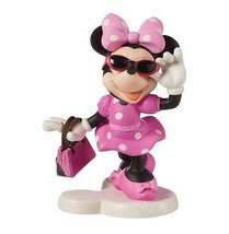 Minnie Mouse Precious Moments You Are Dazzling Sunglasses Pink Dress NWOB  - $50.48