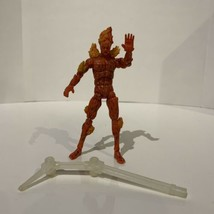 Marvel Universe Human Torch Showdown Series Hasbro Action Figure - $8.59