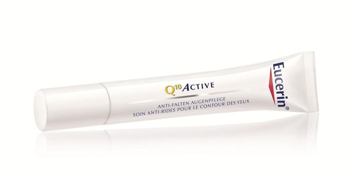 Eucerin Q10 Active Anti Age Reduce Wrinkle Eye Cream 15ml/0.51oz - $29.69