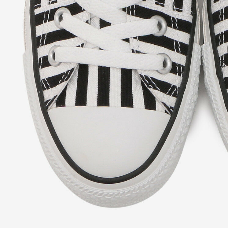 CONVERSE ALL STAR MXBORDER OX White Black Stripe Chuck Taylor Japan Exclusive