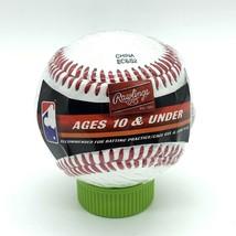 "Rawlings 10 & Under Official League CROL8 Baseball 5oz 9"" - $10.89"