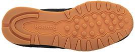 Reebok Women's CL LTHR Clean Exotic Print Track Shoe, image 4
