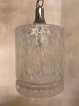 Murano Chandelier, Rare Midcentury Chandelier, Murano Pendant Light, Wir... - $1,400.00