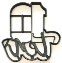 Number Ten 10 With Word Birthday Anniversary Cookie Cutter USA PR2411 - $2.99