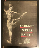 Sadler's Wells Ballet from The Royal Opera House, Covent Garden 1955 - $11.88