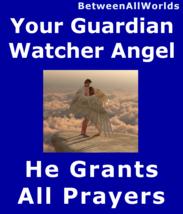 spr A Loving Male Prayer Granting Watcher Angel + Protection Wealth Love... - $157.23