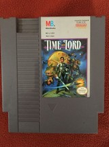 Time Lord Video Game for Nintendo by Milton Bradley 1985 NES - $12.99