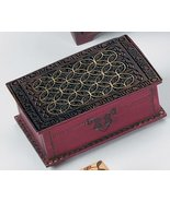 Large Celtic Chest Polish Handmade Secret Wooden Puzzle Box by PolishArt - $39.59