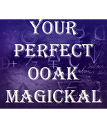 $195 W AUTO DISCOUNT YOUR PERFECT OOAK MAGICKAL CUSTOMIZED ALIGNED LIMIT... - $557.00
