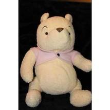Classic Walt Disney Co. Winnie the Pooh Bear jointed plush  - $23.11