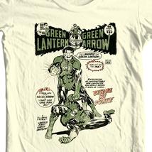 Dan silver age dc comics t shirt for sale comic book cover green arrow tan online store thumb200
