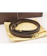 LOUIS VUITTON Damier Shoulder Strap 100-108cm LV Auth 4147 - $390.00