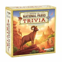 Underdog Games Trekking The National Parks: The Family Trivia Game - $47.60