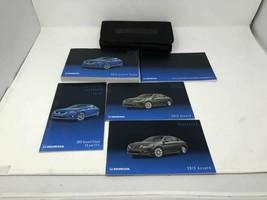 2013 Honda Accord Owners Manual Case Handbook w/Case OEM Z0Q10 - $34.55