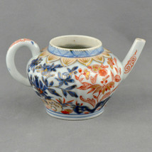 Chinese Porcelain Teapot without lid, Kangxi Period, Imari Decoration, 1... - $326.90