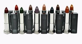 2 pack-Maybelline Color Sensational Metallic Lipstick [Color Choice] - $7.25