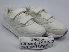 MISMATCH Brooks Addiction Walker Size 8 2E EXTRA WIDE Left & 7.5 M Right Shoes