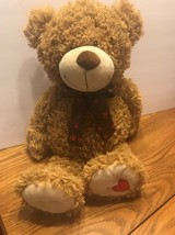 Brown Teddy Bear Ships N 24h - $42.47