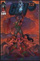 J Scott Campbell SIGNED Gen13 #13C Image Comic Fairchild Freefall Grunge... - $24.74