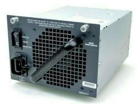 Cisco Catalyst 4500 PWR C45 2800ACV AC/DC Power Supply Sony APS-172 - $194.04