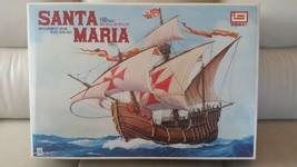 Ultrarare Imai 1/60 scale Santa Maria Plastic Model Kit - $218.50