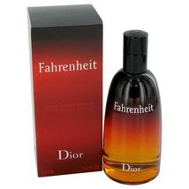 FAHRENHEIT by Christian Dior After Shave 3.3 oz for Men - $82.89