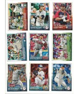 2015 TOPPS UPDATE  #'s  1-199  ( STARS, ROOKIE RC'S ) WHO DO YOU NEED!!! - $0.99+