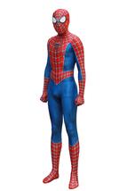 Adult Spiderman Zentai Suit Halloween Cosplay Costume Spandex Full Bodysuit - $49.99