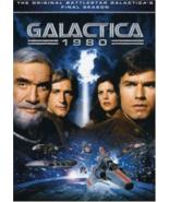 BATTLESTAR GALACTICA 1980 DVD Complete Series Brand New Sealed - $29.50