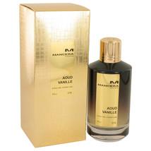 Mancera Aoud Vanille by Mancera Eau De Parfum Spray (Unisex) 4 oz (Women) - $173.25