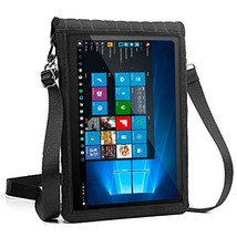 12 Inch Tablet Case Neoprene Sleeve Cover with Built-in Screen Protectio... - $17.99