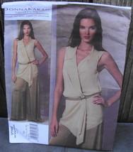 Vogue Donna Karan Designer V1168 Pattern Size 12-14-16-18* - $28.00