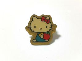 Hello Kitty Pin Badge 2004 Super Rare SANRIO Old - $24.31