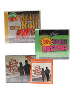70's Chart Busters Rock n' Roll of the 70's Easy Listening Favorites 70'... - $14.97