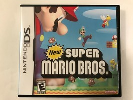New Super Mario Brothers - Nintendo DS - Replacement Case - No Game - $7.91