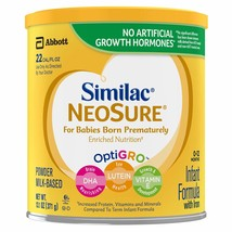 Similac NeoSure Infant Formula with Iron, For Babies Born Prematurely, P... - $129.87