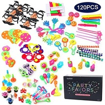 Amy&Benton 120PCS Carnival Prizes for Kids Birthday Party Favors Prizes ... - £22.56 GBP