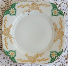 Vintage Schumann Bavaria Germany Square Salad D... - $14.99