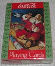 1992 Coca Cola Santa Claus Playing Cards NEW - $9.90