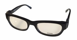 Missoni Mens Opthalmic Eyeglass Modified Square Black Plastic MI 203 1 - $44.99
