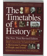 The Timetables of History - New Third Revised Edition - SC - 1975 - Touc... - $4.41