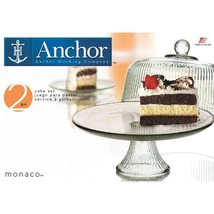 Anchor Hocking Cake Set, 2 Piece - $41.16