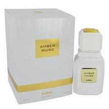 Ajmal Amber Musc Perfume By Ajmal 3.4 oz Eau De Parfum Spray For Women - $98.01