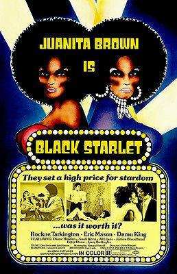 Primary image for Black Starlet - 1974 - Movie Poster