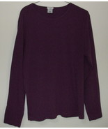 Womens Old Navy Purple Long Sleeve Top Size XL - $5.95