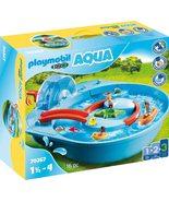 PLAYMOBIL 1.2.3 Aqua 70267 Water Park, From 2 years - $159.00